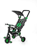 Велосипед-коляска Galileo Strollcycle Black/green