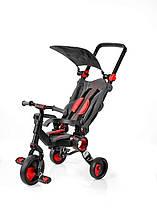 Велосипед-коляска Galileo Strollcycle Black/Red