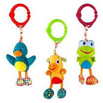 Вибрирующая игрушка-подвеска Bright Starts - Дрожащий дружок