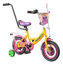 """Двухколесный велосипед Tilly """"Monstro"""" T-212210 12"""""""