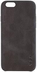 Чохол для iPhone 6 / 6s X-Level Vintage Case Black