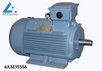 Электродвигатель 4АМ355S6 160 кВт 1000 об/мин, 380/660В