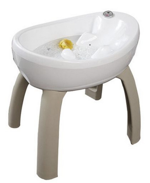 Детская ванночка с гидромассажем Ok Baby Onda Luxy Bubbles