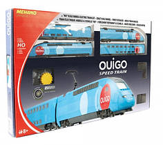 Детская железная дорога Mehano TGV Ouigo T114