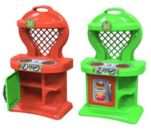 Детская игрушечная кухня Технок 1844