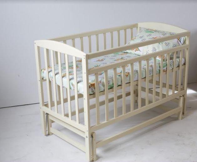 """Детская кроватка Гойдалка """"Valeri"""" на шарнирах с подшипником, в ассортименте"""