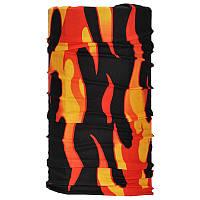 Многофункциональная повязка Wind X-treme Wind 1046, flame