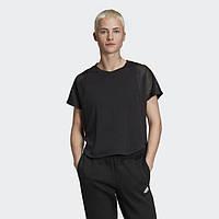 Женская футболка Adidas Performance ID Mesh DZ8656, фото 1