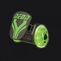 Детские ролики Neon Street Rollers, цвет зеленый