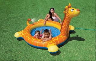 "Детский бассейн Intex ""Жираф"""