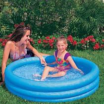 Детский бассейн Intex Кристалл (114 см)