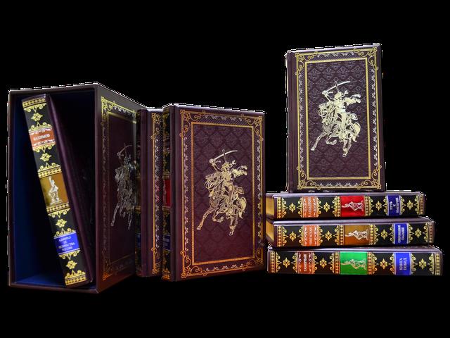 статусный подарок. домашняя библиотека