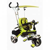 Детский велосипед Alexis-Babymix UR-DY-GR01A, цвет зеленый