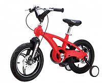 Детский велосипед Miqilong MQL-YD, цвет красный