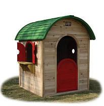 Детский игровой домик PlayHouses - Loco 100 (кедр)