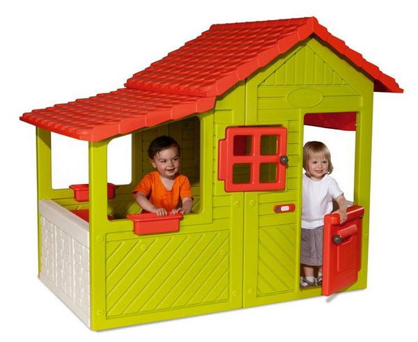 """Детский игровой домик Smoby """"Дом садовника"""""""