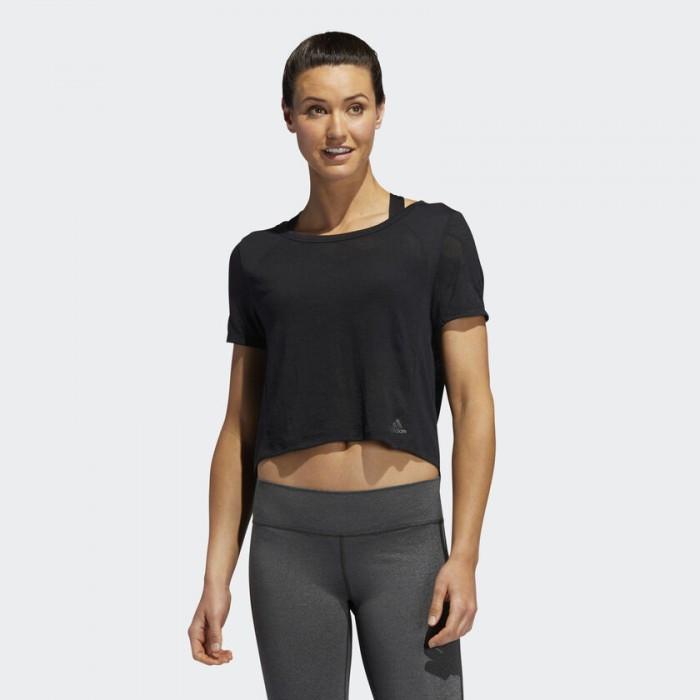Женская футболка Adidas Performance Burnout EA3259