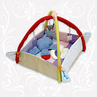 """Детский коврик-манеж Homefort """"Уточка"""", расцветки в ассортименте"""