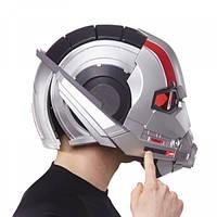 Шлем Электронный Человек Муравей с подсветкой Marvel Legends Series Ant-Man Roleplay Hasbro E3387