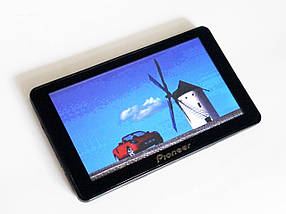 "7"" GPS навігатор Pioneer G711 - 8gb 800mhz 256mb IGO+Navitel+CityGuide"