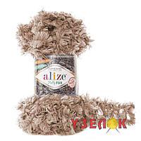 Alize Puffy Fur №6104 бежевый