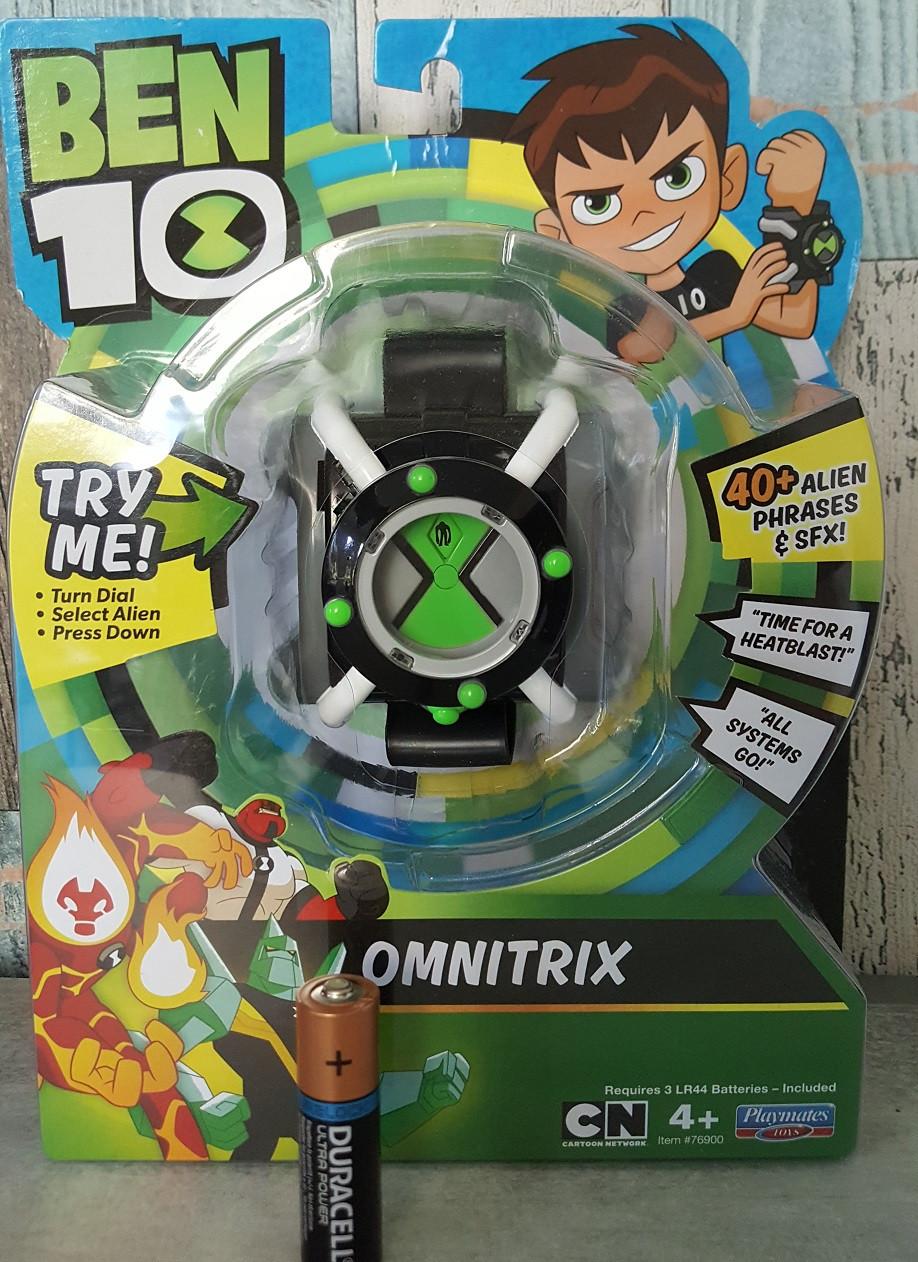 Интерактивные часы Бен 10 Омнитрикс. Ben 10 Omnitrix, Оригинал из США