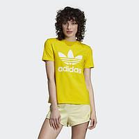 Женская футболка Adidas Originals Trefoil Logo ED7495, фото 1