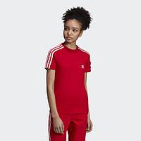 Женская футболка Adidas Originals 3-Stripes ED7531, фото 1