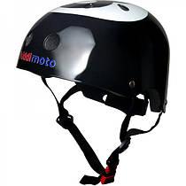 Детский шлем Kiddi Moto M, цвет бильярдный шар