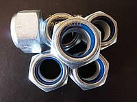Гайки высокопрочные М36 DIN 985, ISO 10511 самоконтрящиеся с нейлоновым кольцом