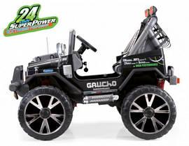 Детский электромобиль Peg-Perego Gaucho Superpower