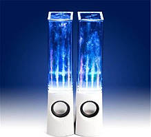 Колонки smart Колонки с фонтанчиком Dancing Water Speakers SKU_508209