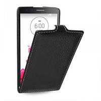 Кожаный чехол (флип) TETDED для LG G3s Dual D724 Beat чёрный