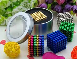 Неокубы - магнитный конструктор шарики Neocube