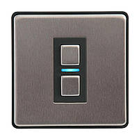 Диммер Lightwave 1 Gang Smart Dimmer Switch - Stainless Steel