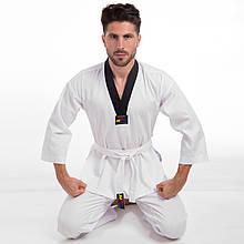 Добок кимоно для тхэквондо MATSA (хлопок 100%, р-р 0-6 (150-190см)) KT-1