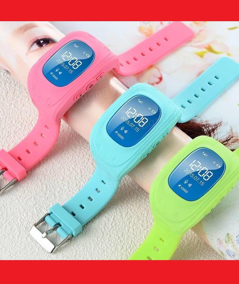 Smart часы детские Q50