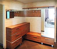 Мебель дизайнерская в прихожу на заказ