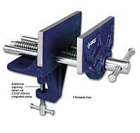 Столярные тиски 150мм – простые винтовые, открытие 112мм, GROZ 39006 WWV/P/6