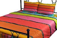 Комплект постельного белья Руно Бязь Rainbow Евро