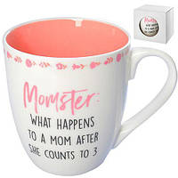 "Чашка ""Momster"" 550мл"