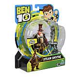 Бен 10 фигурка 12 см Стим Смит. Ben 10 Steam Smythe. Оригинал из США, фото 3