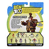 Бен 10 фигурка 12 см Стим Смит. Ben 10 Steam Smythe. Оригинал из США, фото 4