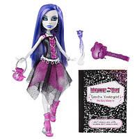Кукла Monster High Спектра Базовая с питомцем - Spectra Vondergeist Basic
