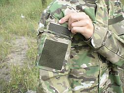 Детский военный костюм для мальчиков Киборг камуфляж Мультикам , фото 3