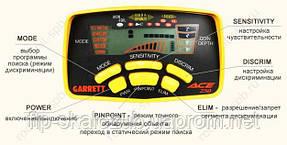 Металлоискатель Garrett ACE 250, фото 2