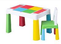 Комплект детской мебели Tega Multifun, цвет мульти