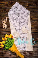 Конверт-одеяло Добрый Сон Minki, в ассортименте