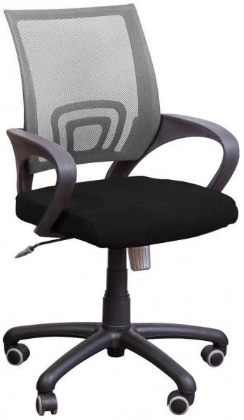 """Кресло для письменного стола AMF """"Веб"""", цвет серый"""