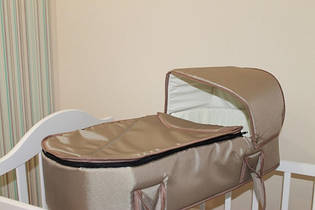 Люлька-переноска для новорожденного Умка, расцветки в ассортименте